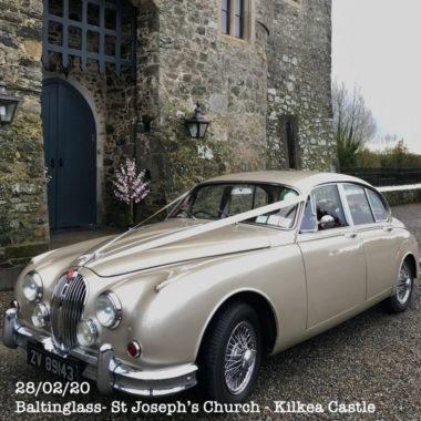 Desert Rose 1965 Mk II Jaguar (click for gallery)