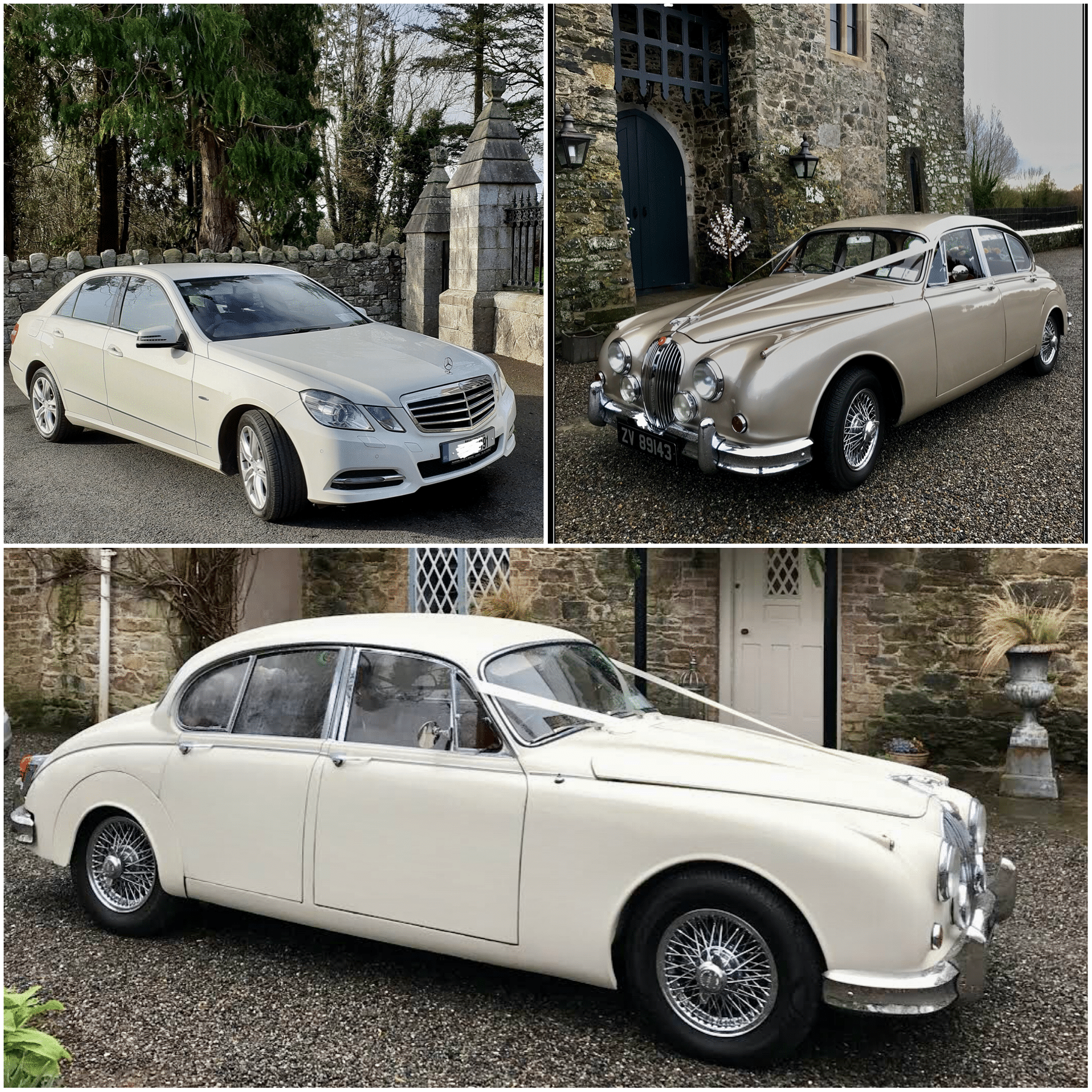 "Our Wedding Car hire fleet "" width="